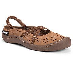 MUK LUKS Erin Women's Sling-Back Shoes