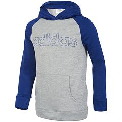 Girls 7-16 adidas Colorblock Hooded Sweatshirt