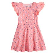 Disney's Minnie Mouse Toddler Girl Printed Dress by Jumping Beans®
