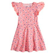 Disney's Minnie Mouse Girls 4-7 Printed Dress by Jumping Beans®