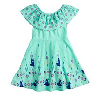 Disney's Elena of Avalor Toddler Girl Flounce Top Printed Dress by Jumping Beans®