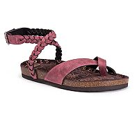 MUK LUKS Estelle Women's Sling-Back Sandals
