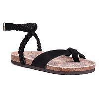 MUK LUKS Estelle Women's Sling-Back Sandals