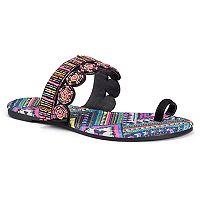 MUK LUKS Farrah Women's Slide Sandals