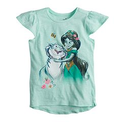 Disney's Aladin Jasmine & Raja Girls 4-7 Graphic Tee by Jumping Beans®