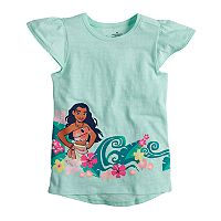 Disney's Moana Girls 4-7 Graphic Tee by Jumping Beans®