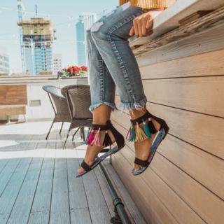 MUK LUKS Jorgia Women's Sandals