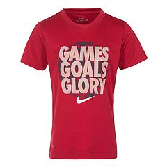 Boys 4-7 Nike 'Games Goals Glory' Soccer Ball Graphic Tee