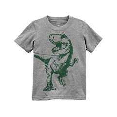 Boys 4-8 Carter's Green T-Rex Dinosaur Graphic Tee