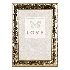 Belle Maison Gold Finish 4' x 6' Frame
