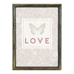 Belle Maison Bronze Finish 5' x 7' Frame