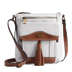 Concept Devereux Tassel Crossbody Bag