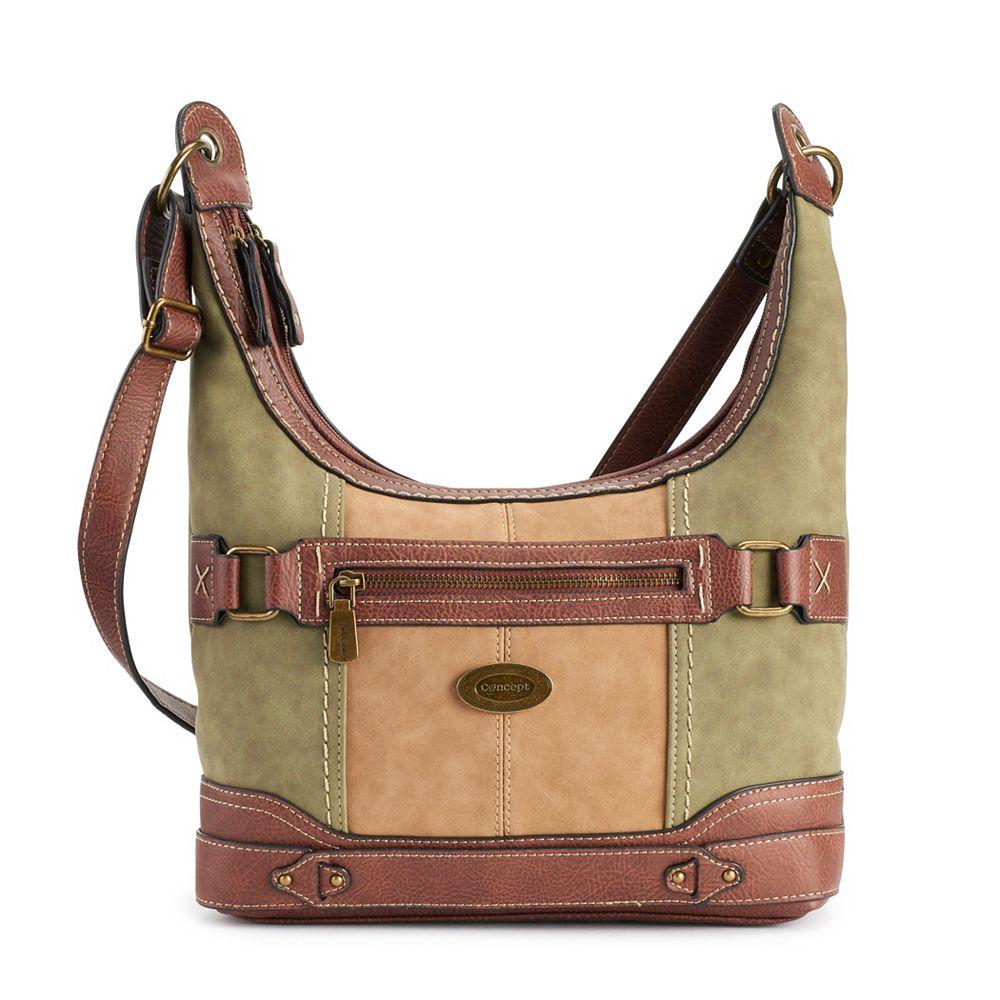 Concept Plattsburg Hobo Bag