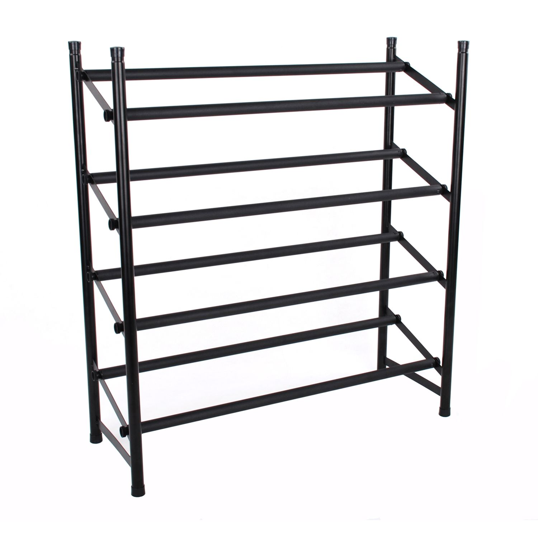 Simple by Design Shoe Rack  sc 1 st  Kohlu0027s & Closet Shoe Racks Storage u0026 Organization Storage u0026 Cleaning | Kohlu0027s