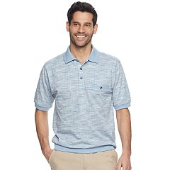 Men's Safe Harbor Banded-Bottom Polo