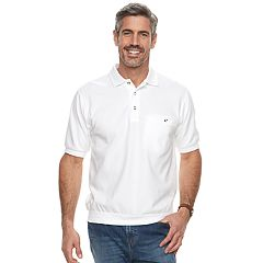 Men's Safe Harbor Banded-Bottom Polo