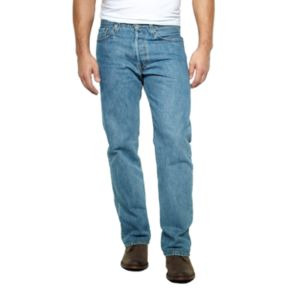 Big & Tall Levi's® 501® Original Shrink-To-Fit™ Jeans