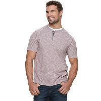 Men's Method Mock-Layer Henley