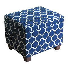 SONOMA Goods for Life� Weston Storage Ottoman