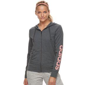 Le Donne Sono Essenziali Fz Adidas Cappuccio Non Lineare Logo Adidas Fz 9fe6ab