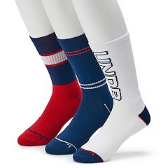 Men's Under Armour 3-pack Phenom 4.0 Crew Socks