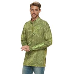 Men's Realtree Cast Fishing Windshirt