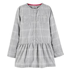 Girls 4-12 Carter's Flannel Tunic