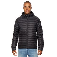 Men's Heat Keep Nano Modern-Fit Packable Hooded Puffer Jacket