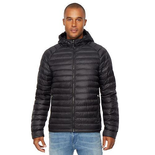 Men's HeatKeep Nano Modern-Fit Packable Hooded Puffer Jacket