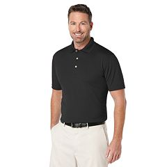 Big & Tall Grand Slam Classic-Fit Airflow Performance Polo