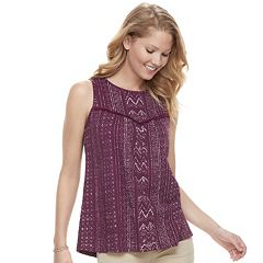 Women's SONOMA Goods for Life™ Fringe Tank