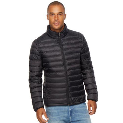 Men's HeatKeep Nano Modern-Fit Packable Puffer Jacket