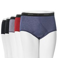 Men's Jockey 4-pack + 1 Bonus Classic StayNew Full Rise Briefs