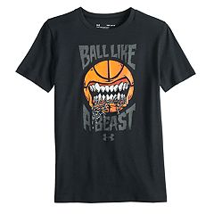 Boys 8-20 Under Armour  Ball Like A Beast Tee