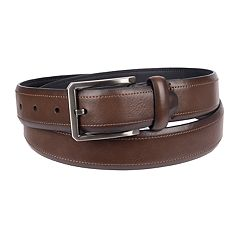 Men's Croft & Barrow®  Leather Dress Belt