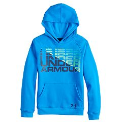 Boys 8-20 Under Armour  Wordmark Rival Hoodie