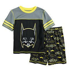 Boys 4-12 Batman 2 pc Pajama Set
