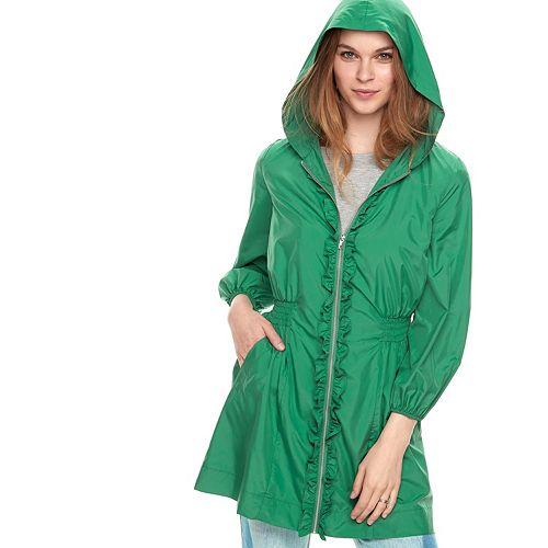 k/lab Puff Sleeve Zip Jacket
