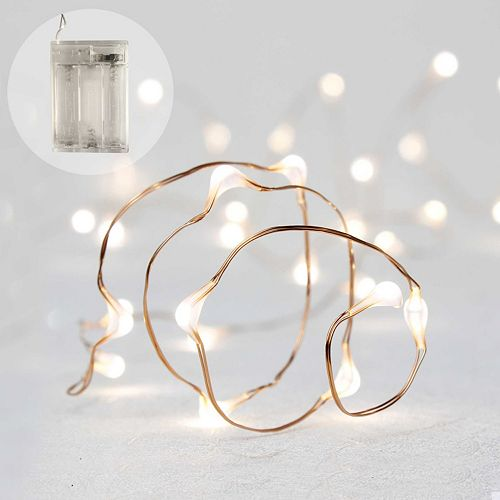 Merelight 3-ft. LED String Lights