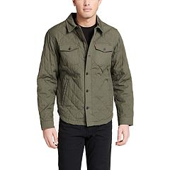 Men's Levi's® Diamond Quilted Shirt Jacket