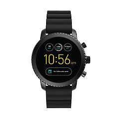 Fossil Men's Q Explorist Gen 3 Smart Watch - FTW4005