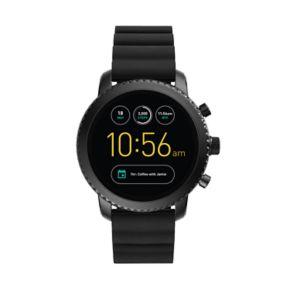 Fossil Men's Q Explorist Gen 3 Smart Watch - FTW4005