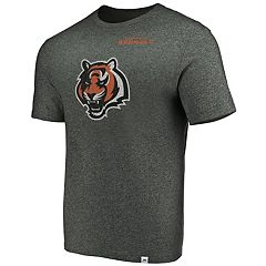 Men's Cincinnati Bengals Static Logo Tee