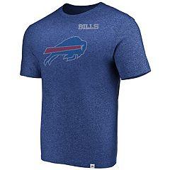 Men's Buffalo Bills Static Logo Tee