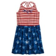 Girls 7-16 & Plus Size SO® Stars & Stripes Dress