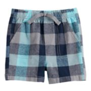 Baby Boy Jumping Beans® Patterned Shorts