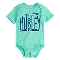 Baby Boy Hurley Hands Up Bodysuit