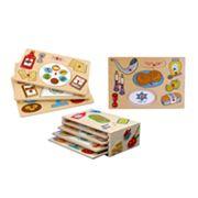 KidKraft Holiday Puzzle Set