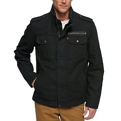 Men's Levi's® Stand-Collar Military Jacket