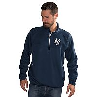 Men's New York Yankees Pacemaker Bonded Fleece Pullover